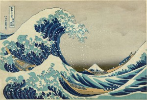 great wave of kanigawa